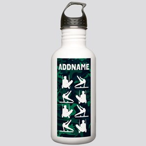 AWESOME GYMNAST Stainless Water Bottle 1.0L